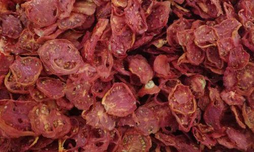 خرید فروش عمده گوجه خشک و پودر گوجه(پایار تجارت زمردین)